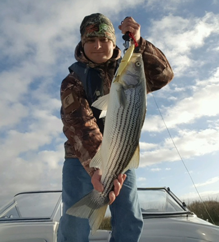 June 24 30 delta fishing report east county today for Ca delta fishing report