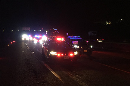 Four killed in collision on I-80 in San Pablo