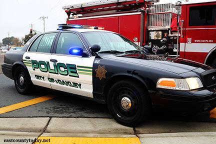 Sept. 29 – Oct. 5: Oakley Police Calls