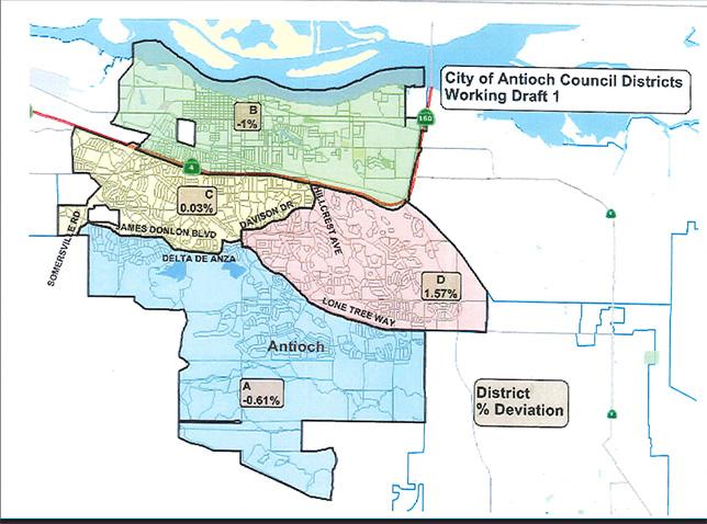 Op Ed: Thorpe Favors Working Map 1, Seeks Feedback from Antioch ...