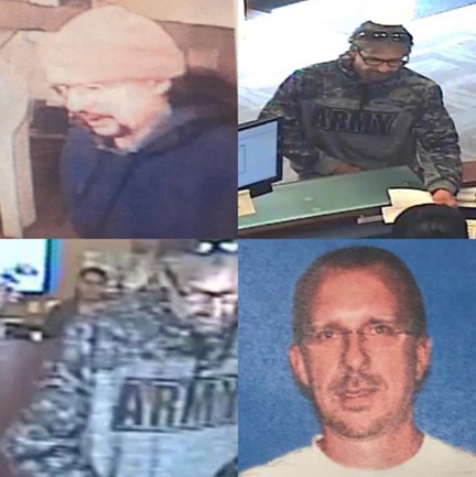 Kansas bank robbery suspect arrested in Oklahoma