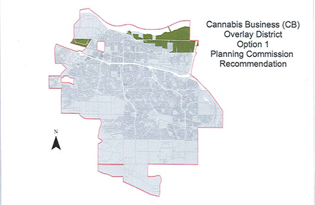 Antioch City Council Approves Maps to Allow Marijuana Business into ...