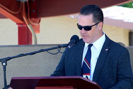 58df9619b40 Oakley Mayor Offers Message to Community Regarding Freedom High ...