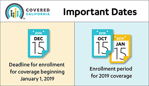 covered california deadline for january coverage