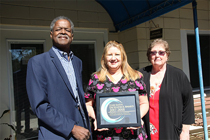 Contra Costa County Honors Local Businesses for Food Safety