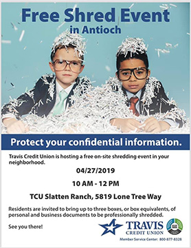 Travis Credit Union Hosts Free Identity Theft Protection Advice and