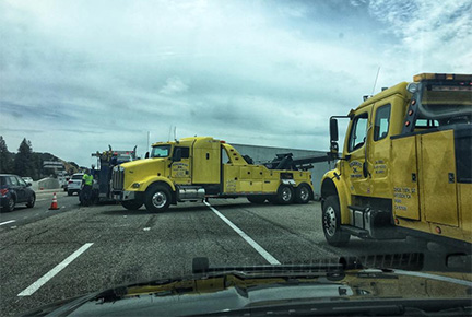 CHP: Blocking Big Rig on I-680 May Take Several More Hours to Clear