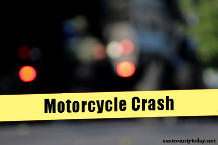 Motorcycle Crash Shuts Down Vasco Road in Both Directions