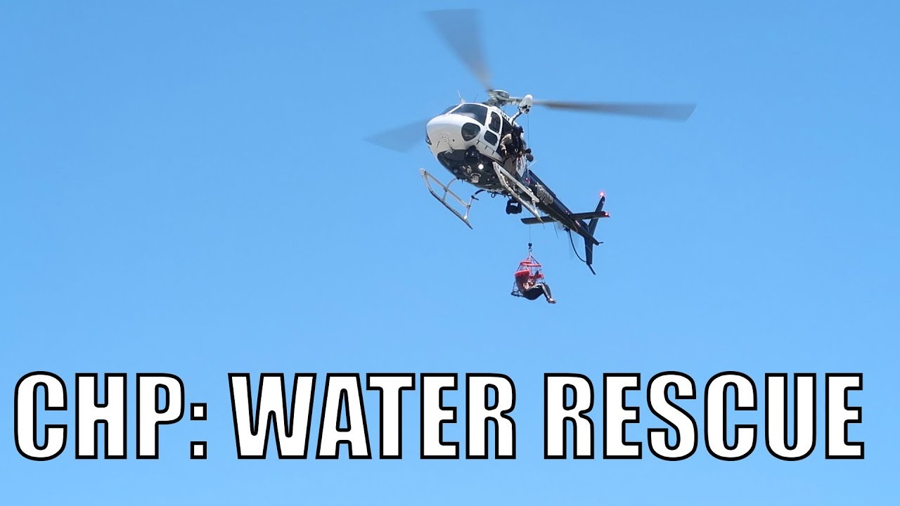 CHP Rescues Two From Delta Waters In Bay Point