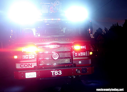 Contra Costa County Fire Increases Staffing on Busiest District Firetrucks