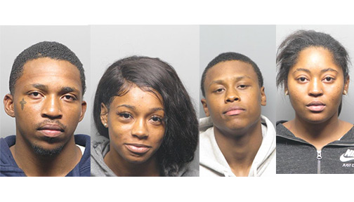Walnut Creek Grab and Run Suspects Arrested in Antioch